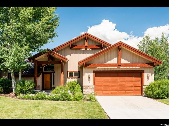 8365 POINTE DR., Park City UT 84098