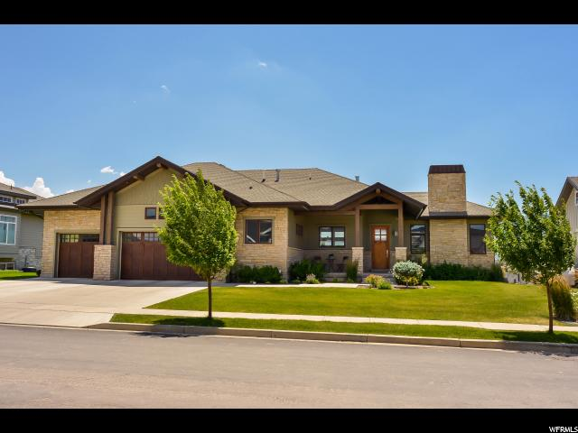 3255 BASIN VIEW CIR, Mountain Green UT 84050