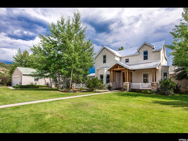 2870 E HIGHLAND LOOP CIR Unit 38, Woodland UT 84036