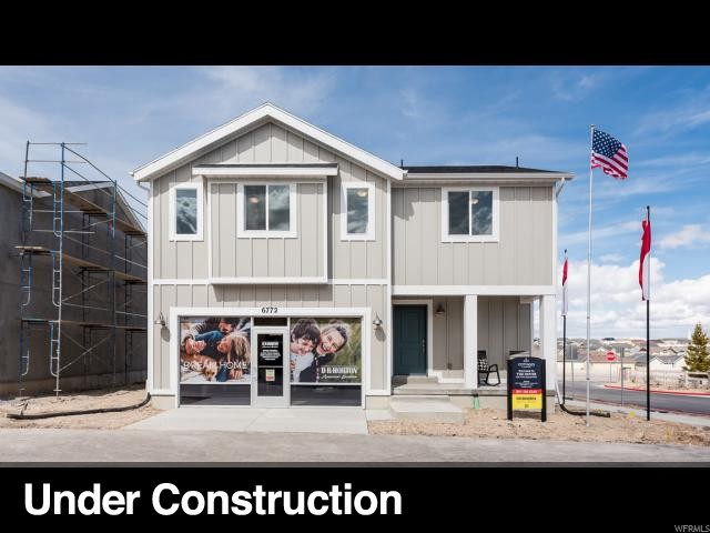 6783 W ULYSSES PL Unit 18, West Jordan UT 84081