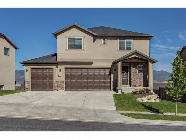 7699 N WEEPING CHERRY LN, Eagle Mountain UT 84005