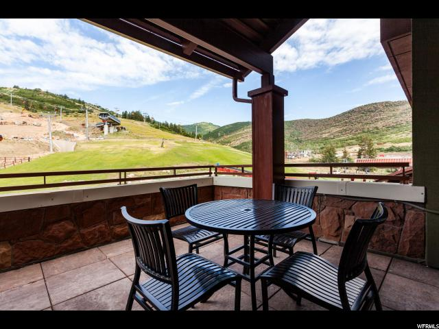 3855 N GRAND SUMMIT DR Unit 368-Q2, Park City UT 84098