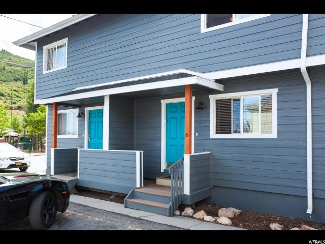 1384 PARK AVE Unit 6, Park City UT 84060