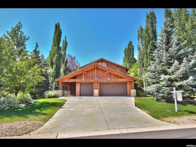 981 CUTTER LN, Park City UT 84098