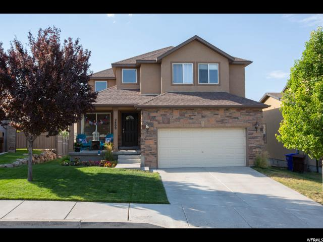 2809 E HIDEOUT CIR, Eagle Mountain UT 84005