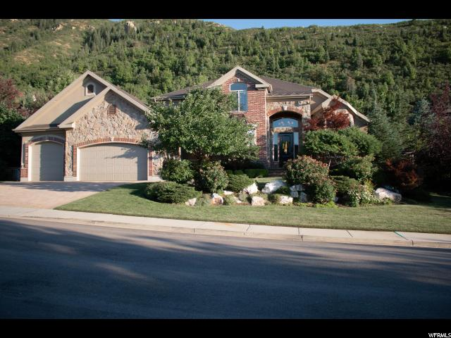 3650 E QUIET RIDGE DR, Sandy UT 84092