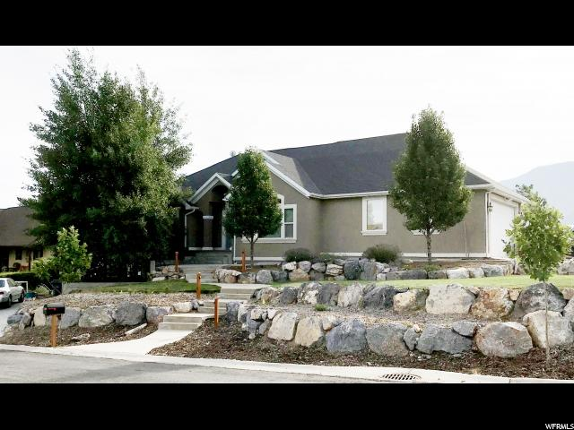 580 STAR LANE, Elk Ridge UT 84651