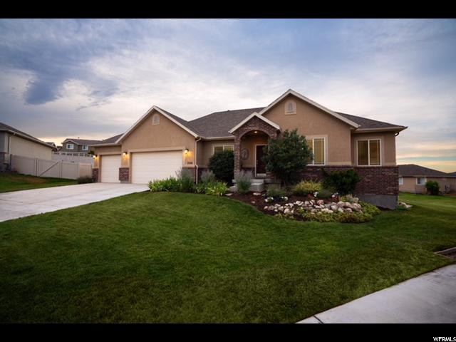 3326 S RED TAILED CRESCENT DR, Saratoga Springs UT 84045
