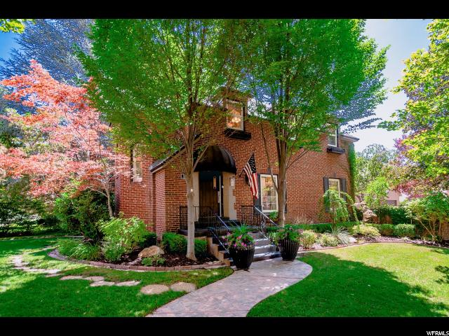 1704 E HARVARD AVE, Salt Lake City UT 84108