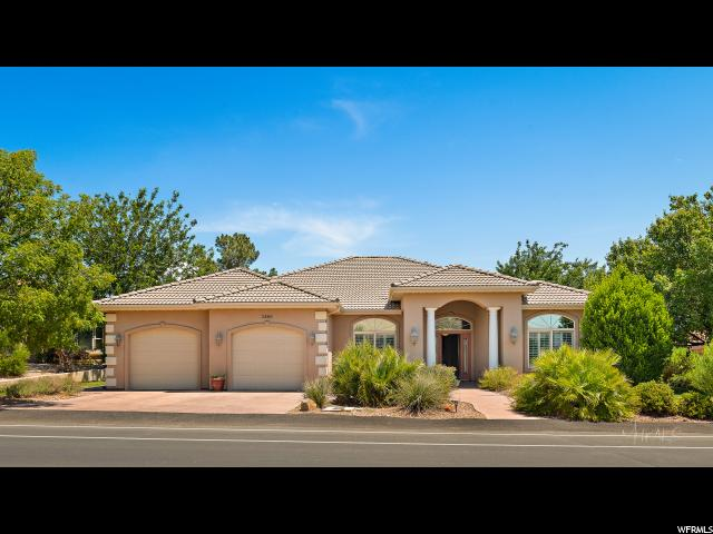 3465 S BLOOMINGTON DRIVE, St. George UT 84790