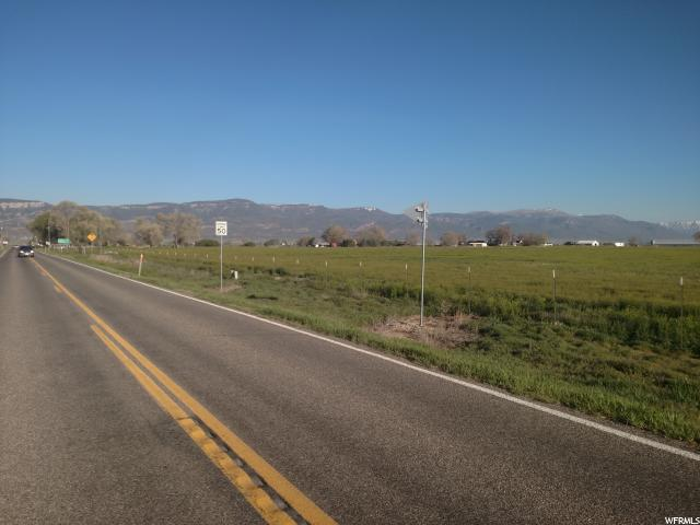 PRIME LOCATION! CORNER OF HWY 132 & HWY 117. 1280' of frontage on SR132, 660 on 117. Fallow alfalfa pasture W/ 25 shares of Chester irrigation water. 2 tax id #s comprise acreage (minus highway portions of the property) #25743X1 & 25745X