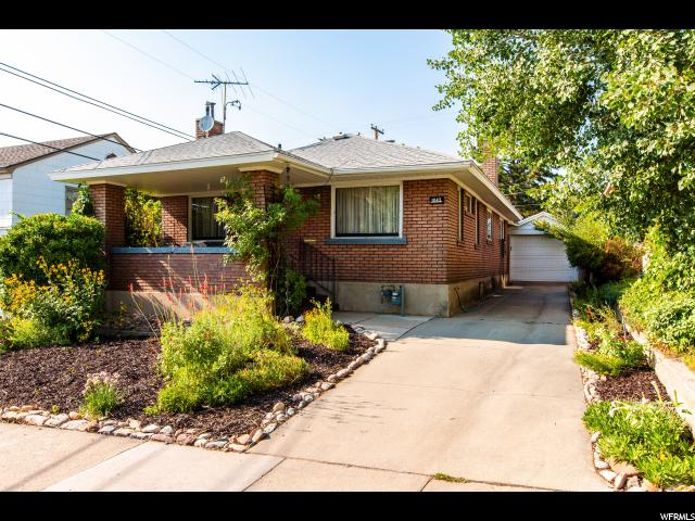 1043 E BARBARA PL, Salt Lake City UT 84102