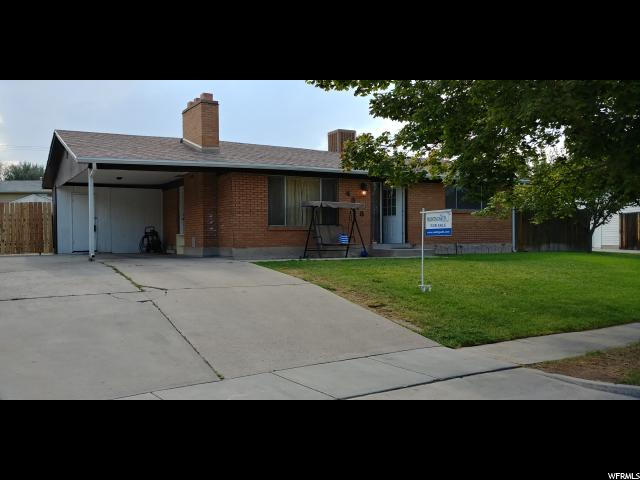 4376 S 3150, West Valley City UT 84119