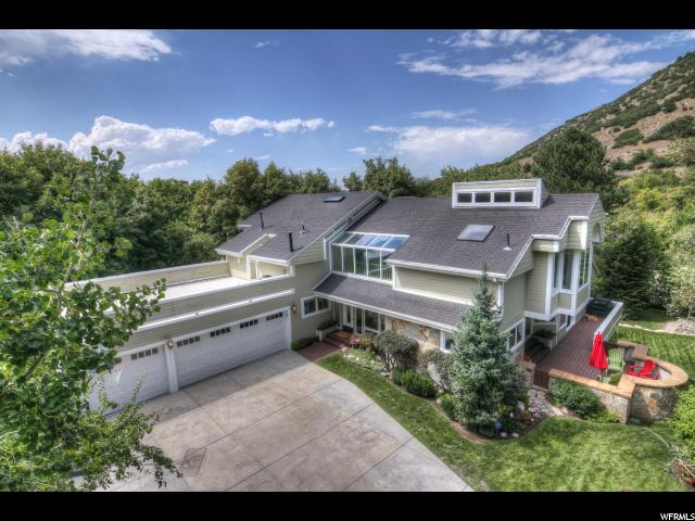 9708 S ALPINE VALLEY CIR, Sandy UT 84092