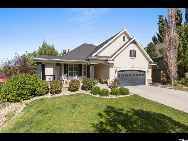 4447 N COUNTRY WOOD DR, Lehi UT 84043