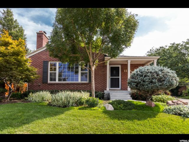 1591 E GLEN ARBOR ST, Salt Lake City UT 84105