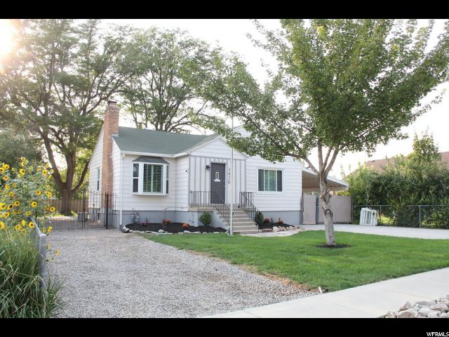 3920 S 1500 E, Salt Lake City UT 84124