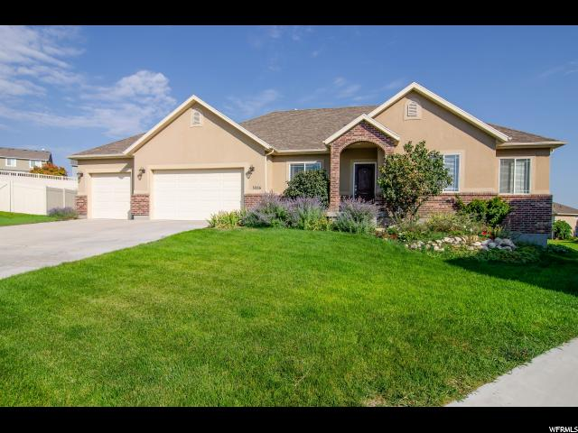 3326 S RED TAILED CRESENT DR, Saratoga Springs UT 84045