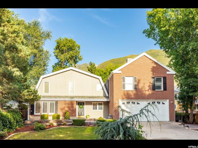 7683 S WINTERDALE CIR, Cottonwood Heights UT 84121
