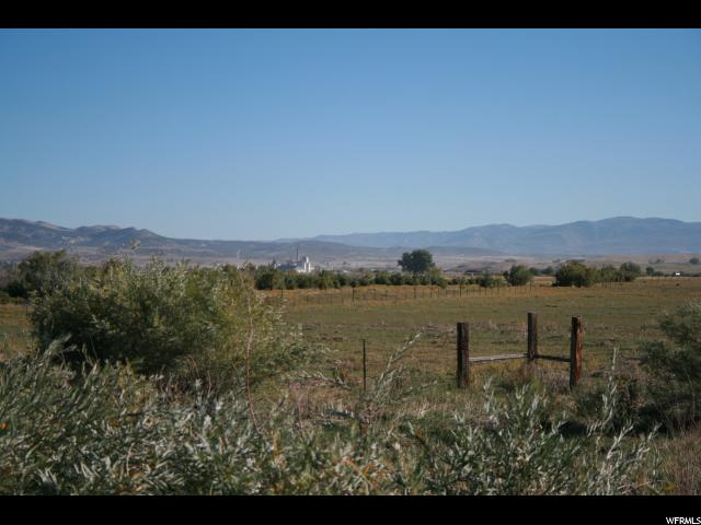 This is great pasture ground with a corral for livestock and well house;  Sanpitch River runs through property; currently only using for pasture but seller has produced hay in the past; includes 16 shares of irrigation water and water right#65-2403; also includes Tax ID#25789.  Property wraps around and the south and west boundary are located off of Highway 117.  Contact either agent for more details and/or directions.  Buyer and buyers agent to verify all information. There are two 15 horsepower pumps for irrigation from the well.
