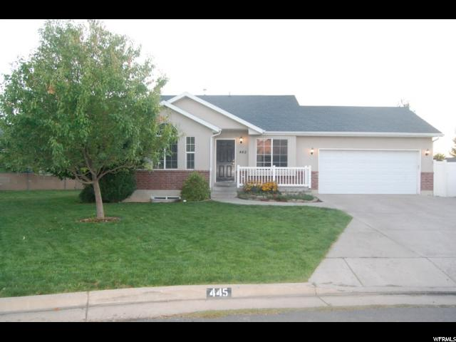 445 MAPLE CIR, North Logan UT 84341