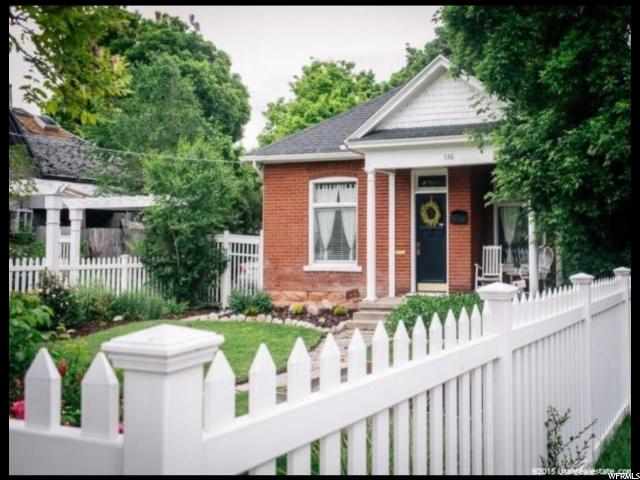 536 E DRIGGS AVE., Salt Lake City UT 84106