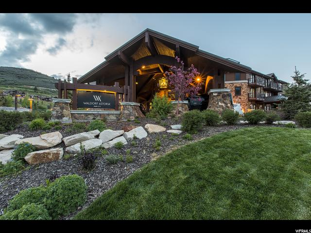 2100 W FROSTWOOD BLVD Unit 4171, Park City UT 84098