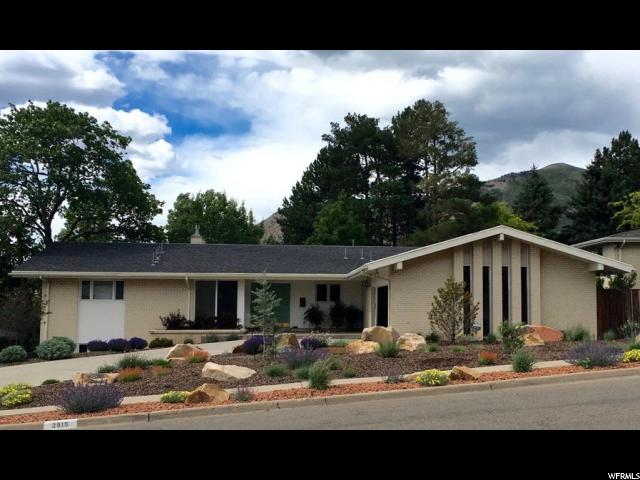 2915 E SHERWOOD DR, Salt Lake City UT 84108