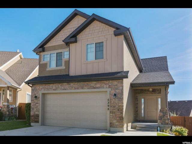 5398 N BEAR RIDGE WAY, Lehi UT 84043