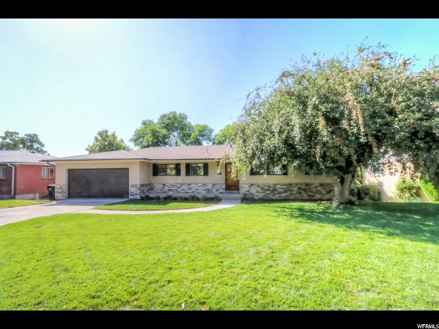 3480 S 3650 E, Salt Lake City UT 84109
