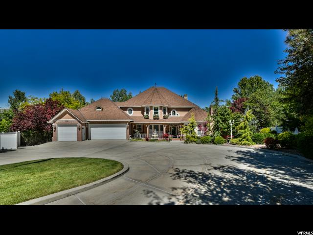 1196 W BURTON TRAIL CIR, South Jordan UT 84095