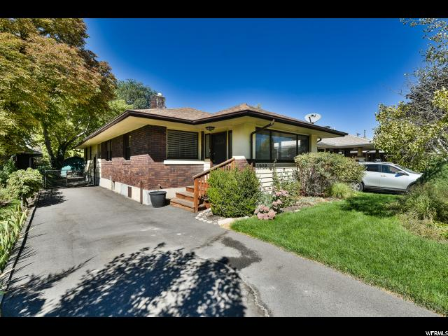 1988 S LAKE ST, Salt Lake City UT 84105