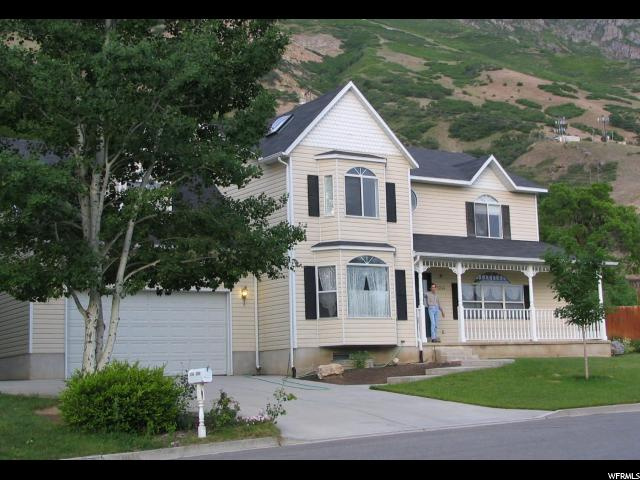 1244 N OAK HILL CIR, Provo UT 84604