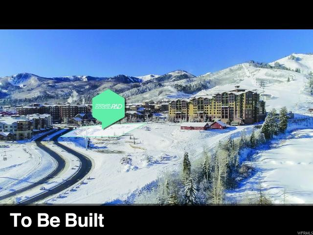 2670  CANYONS RESORT DR #210, Park City UT 84098