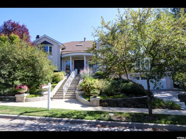Home for sale at 1472 E Federal Heights Dr, Salt Lake City, UT  84103. Listed at 1299000 with 7 bedrooms, 5 bathrooms and 7,360 total square feet