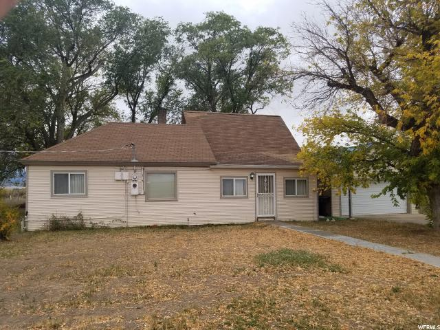What a great find. A nice home with some land. 2.26 acres.  Possibility of 3rd bedroom. Detached garage parks 2 cars. Sits in a quiet country setting. Buyer and buyer's agent to verify all information.