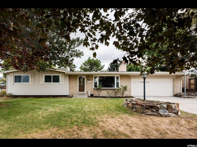 6831 S 1495 E, Cottonwood Heights UT 84121