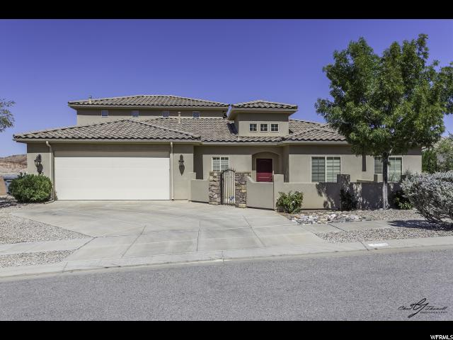 605 E DESMO WAY, St. George UT 84790