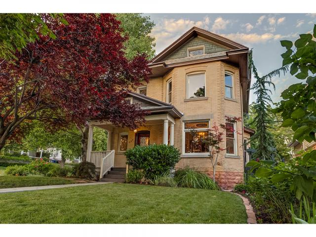 Home for sale at 234 M St, Salt Lake City, UT 84103. Listed at 1250000 with 4 bedrooms, 4 bathrooms and 2,400 total square feet