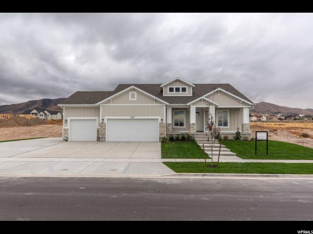 3643 S MCGREGOR LN Unit 128, Saratoga Springs UT 84045