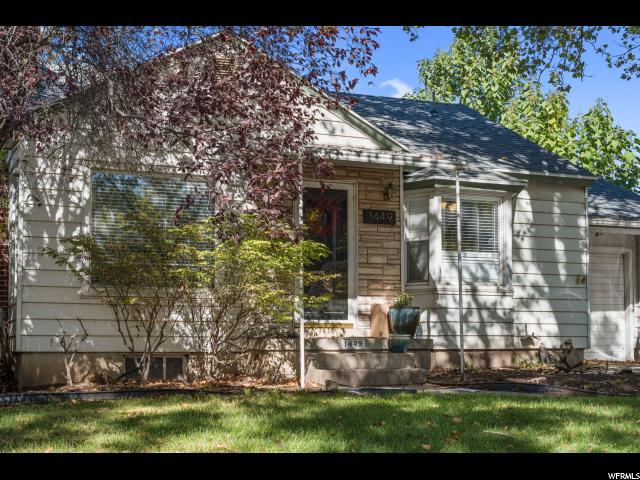 1449 E 3010 S, Salt Lake City UT 84106