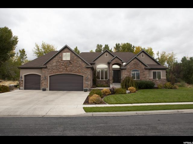 1132 W RIVER RIDGE LN, Spanish Fork UT 84660