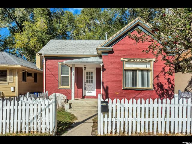 248 W FERN AVE, Salt Lake City UT 84103
