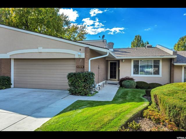 6326 S FIESTA WAY, Salt Lake City UT 84121