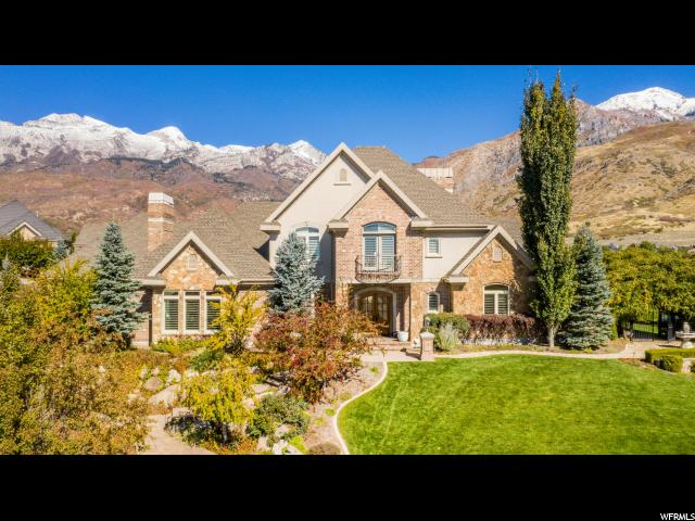 917 E QUAIL HOLLOW CIR, Alpine UT 84004