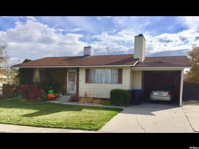 5573 W MOUNTAIN MEN DR, Salt Lake City UT 84118