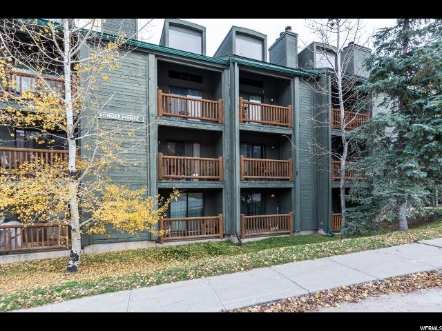 1487 WOODSIDE AVE Unit B105 , Park City UT 84060