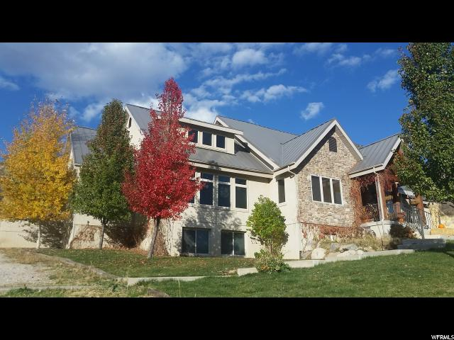 1526 S HOBBLE CREEK HAVEN RD, Springville UT 84663