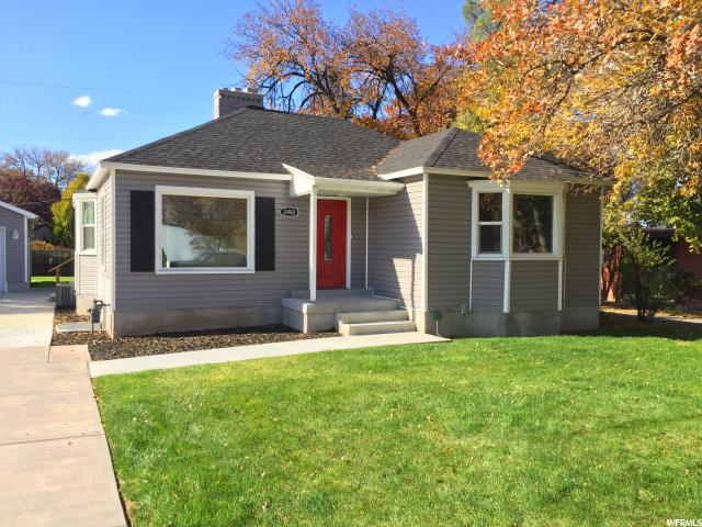 2480 S 1700 E, Salt Lake City UT 84106