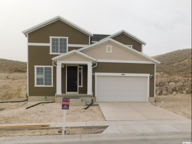 1848 E RIVA RIDGE RD Unit 420, Eagle Mountain UT 84005